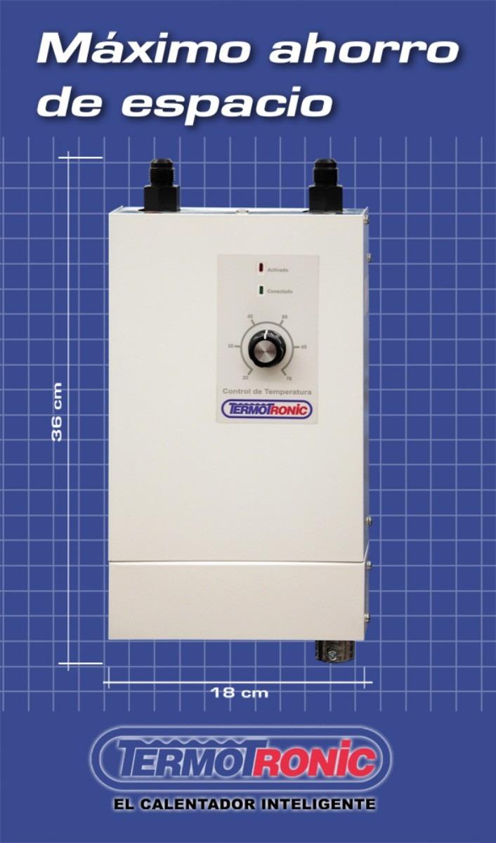 Calentador de agua TERMOTRONIC
