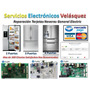 Reparacion Tarjeta Nevera General Electric Wkkt 1304-03-71a | SERVICIOSELECTRONICOSVELASQEZ