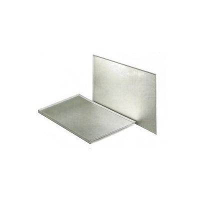 Fondo protector de aluminio para fregadero 60cm bs 80 for Fregaderos de aluminio