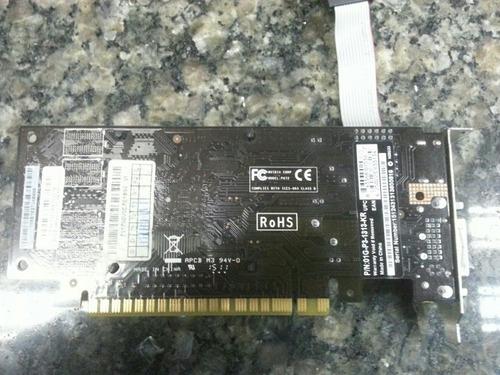 Tarjeta De Video  Geforce Gt P672. 1 Gb.