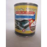 Alumin Poste Pintura De Aluminio Sureca 1/4 Galón Pa-i