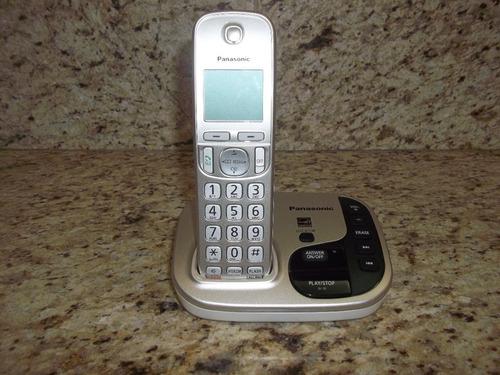 Telefono  Inalámbric Kx-tgd220n   Contestador