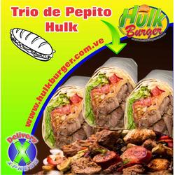 Trio de Pepitos