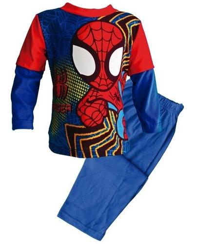 Pijama De Spiderman