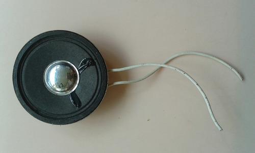 Parlante, Corneta, Altavoz, Speaker 8ohm 0.25w
