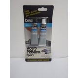 Pega Epoxy Acero /plástico Devco F-s