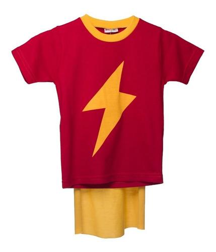 Pijama Bambino Para Niño Super Heroe