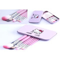 Set Pinceles Brochas Mac Hello Kitty 7 Piezas