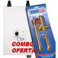 Combo Calentador CBX Kit Instalacion Oferta