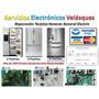 Reparacion De Tarjeta De Nevera General Electric 200d4854 | SERVICIOSELECTRONICOSVELASQEZ
