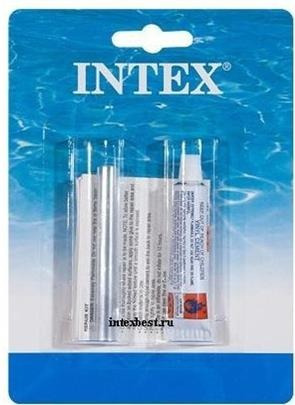 Kit De Parchos De Reparacion Para Inflables  Intex 59632