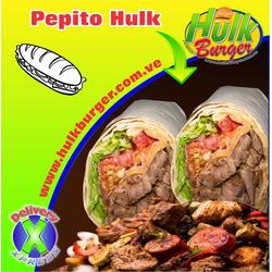 Pepito Pollo Hulk