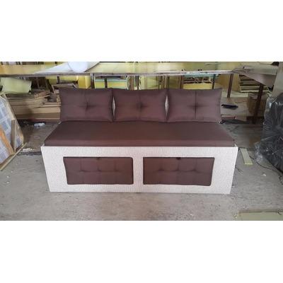 Mueble sofa cama para visitante acompa ante bs f for Mueble divan cama