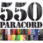 Cordón Paracord 550 Tipo Iii De 7 Hebras Trenzadas (metro) | KATHYSDIVERSIDADES