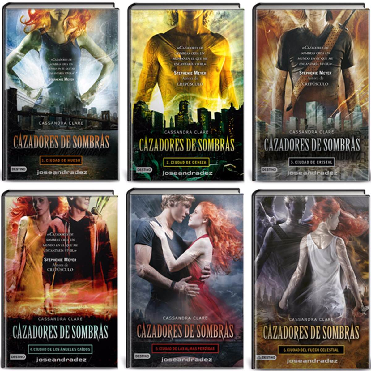 24 Pdf Saga Cazadores De Sombrass Libros